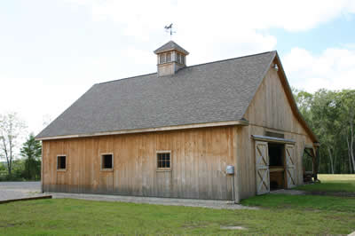 barn backside